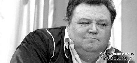 Актер Вячеслав Невинный скончался на прошлой неделе