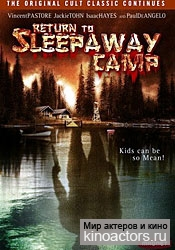 Возвращение в спящий лагерь/Return to Sleepaway Camp